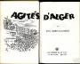 AGITÉS D'ALGER
