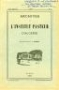 ARCHIVES DE L'INSTITUT PASTEUR D'ALGERIE 1959
