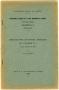 BIBLIOGRAPHIE GÉOLOGIQUE DE L'ALGÉRIE N° 3 (28-02-1958)