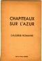 CHAPITEAUX SUR L'AZUR