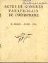 CONTRIBUTION À L'ÉTUDE DU PALÉOLITHIQUE DE MAURITANIE
