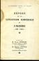 EXPOSE DE LA SITUATION GENERALE DE L ALGERIE EN 1952
