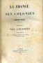 LA FRANCE ET SES COLONIES - Tome II