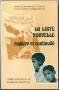 LA LIBYE NOUVELLE