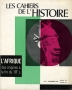 LES CAHIERS DE L'HISTOIRE N°61 NOVEMBRE 1966