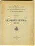 LE CONSEIL GÉNÉRAL 1858-1930