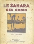 LE SAHARA SES OASIS