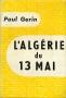 L'ALGÉRIE DU 13 MAI