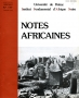 Notes africaines N°177 Janvier 1983