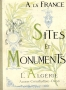 SITES ET MONUMENTS : L'ALGERIE