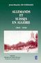 ALLEMANDS ET SUISSES EN ALGERIE 1830-1918